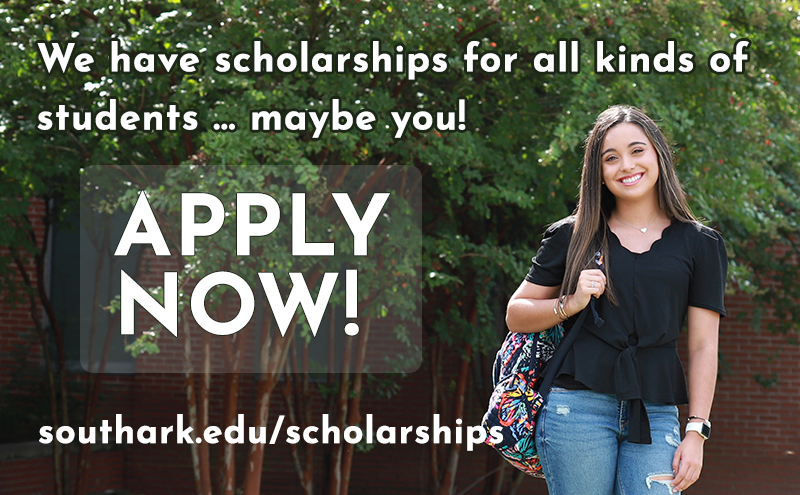 Apply for scholarships now!